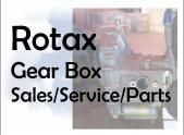 Rotax gear boxes, parts, and service for ultralight and light sport aircraft.
