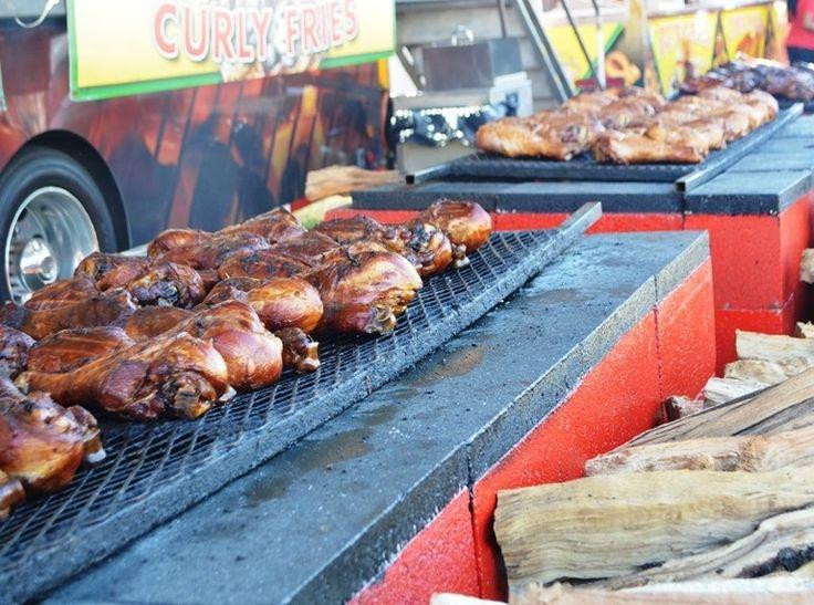 Turkey legs at florida state fair food