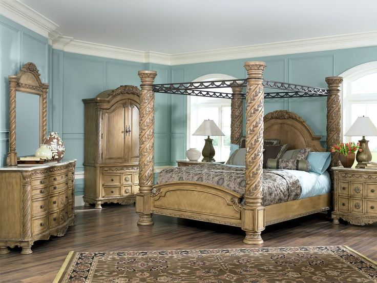 South Shore Bedroom Furniture Set In Glazed Bisque Finish Dream Home Pinterest Antique