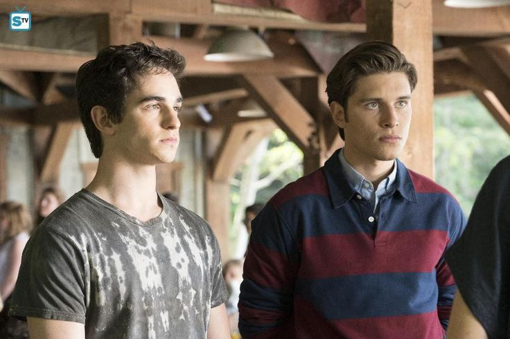 Dead of Summer - Episode 1.02 - Barney Rubble Eyes - Promo Promotional Photos & Press Release