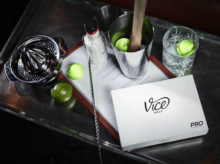 Vice Golf: portando una alternativa meno costosa alle palline da golf