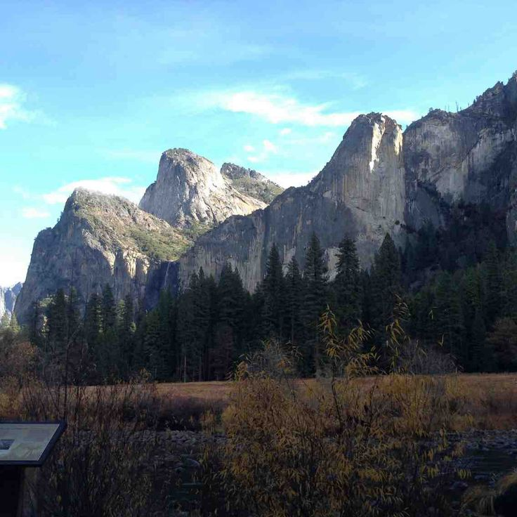 Yosemite Park 2013 holiday