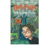 Short Description for Harry Potter Und Die Kammer Des Schreckens The second book in the Harry Potter series translated into German.
