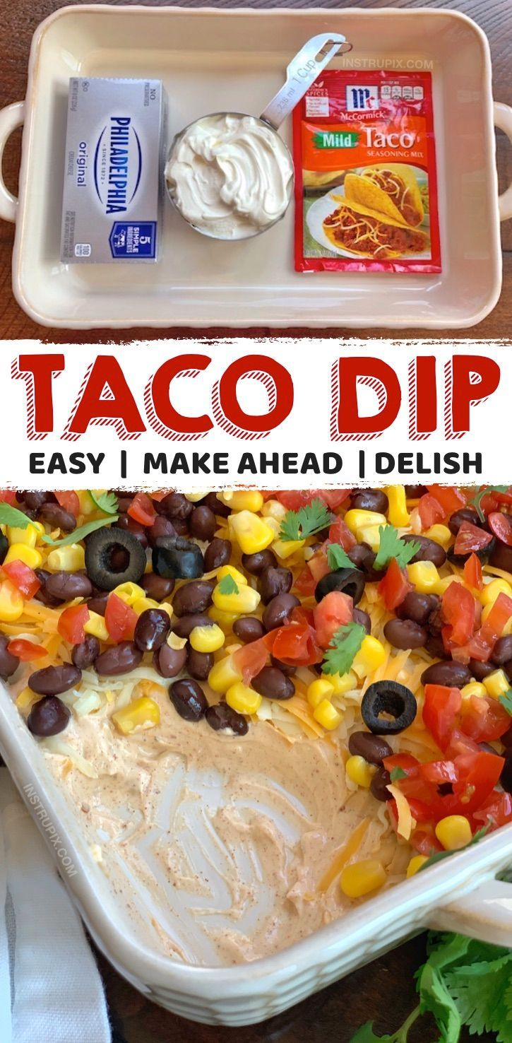 7 Layer Taco Dip Recipe In 2020 Yummy Appetizers Yummy Dips Appetizers For Party