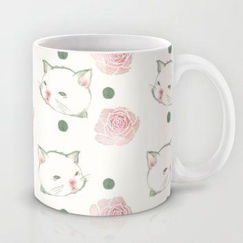 Cat's Waltz 고양이 왈츠 Mug by Young Ju | Society6