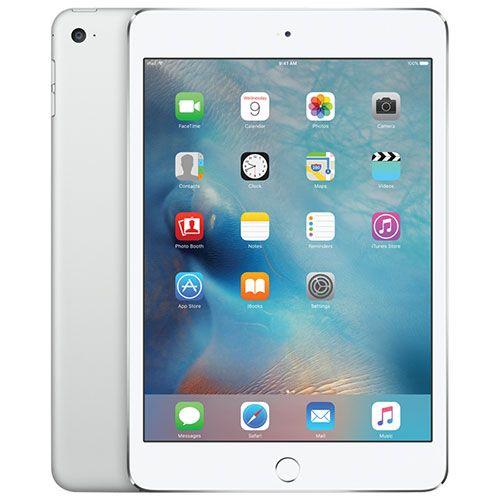 Apple iPad mini 4 16GB With Wi-Fi - Silver