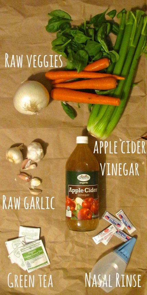 5 all natural cold & sinus remedies :: tried them all and they really work!