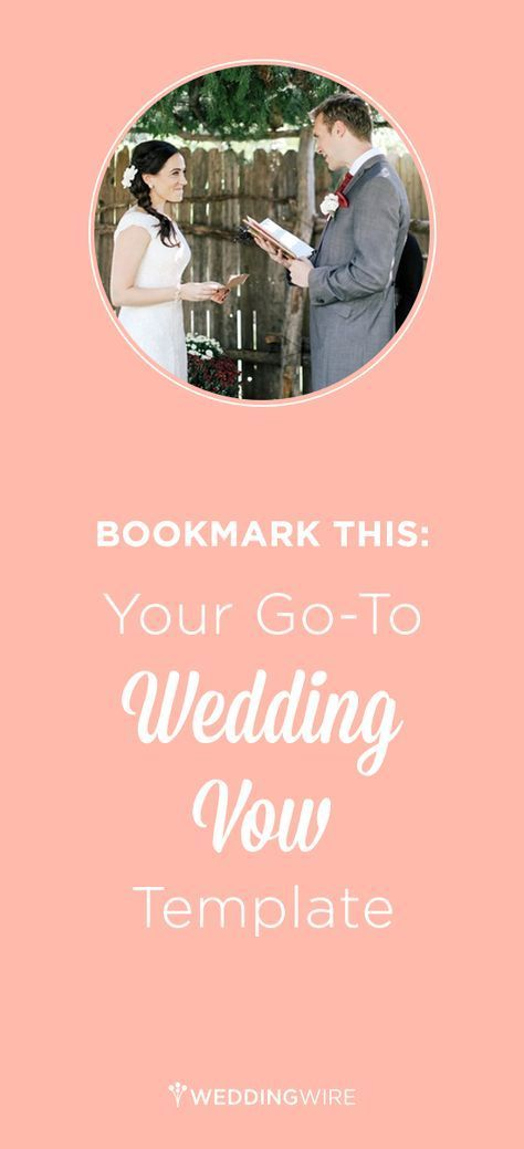 modern secular wedding ceremony script%0A     the right words to recite is NOT the easiest feat  which is why we have  put together a goto guide to writing the most wowworthy wedding vows ever