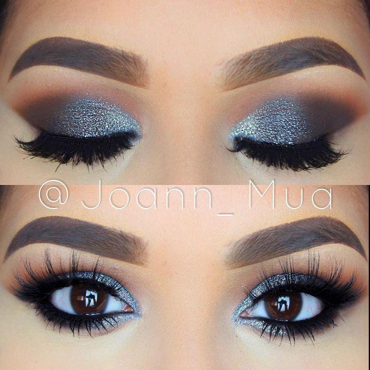 Eleganz für das Auge. Mit diesem tollen Augen Make-Up bist du gewappnet für je…