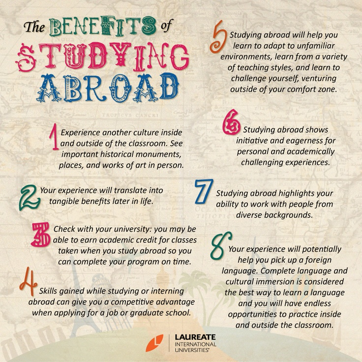 3 Benefits of Studying Abroad | Best Colleges | US News