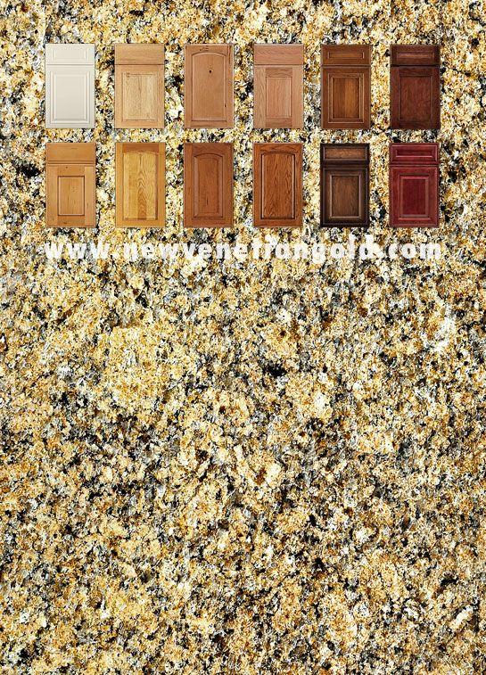 venitian gold granite | NEW VENETIAN GOLD GRANITE, SAMPLE PHOTOS, Kitchen Photos