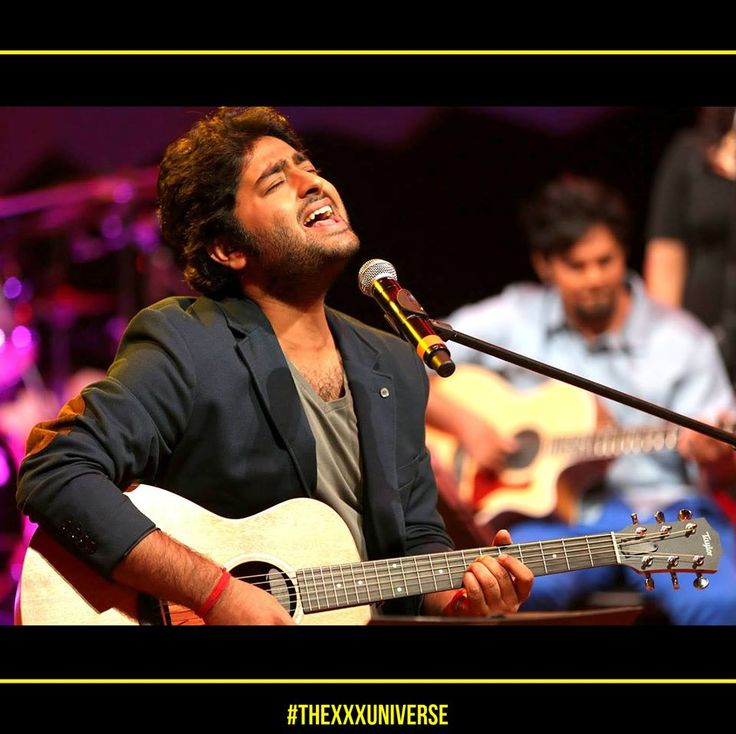 #TheXXXUniverse is proud to be beverage partner for Musically Yours show of #ArijitSingh at Dome Hall NSCI