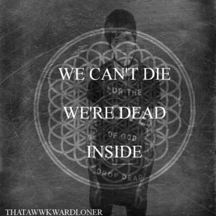 Bmth Quotes: 733 Best Images About Oliver Sykes & BMTH On Pinterest