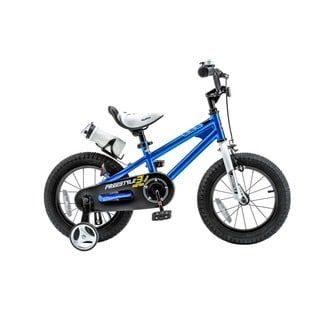 Shop for RoyalBaby BMX Freestyle 12-inch Kids' Bike with Training Wheels. Get free shipping at Overstock.com - Your Online Sports & Fitness Outlet Store! Get 5% in rewards with Club O! - 16986713