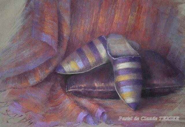 www.ctexier.com Oeuvres Galeries L85JeuxDeRayures.htm