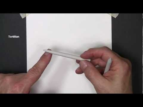 ▶ Pencil Drawing - Blending and Shading - Learn to blend and shade your drawings - YouTube