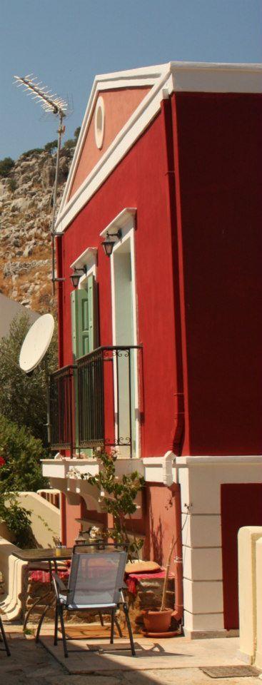 συγκρότημα 12 κατοικιών στη Σύμη
