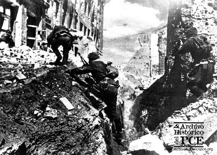 31 de enero de 1943, fin de la batalla de Stalingrado