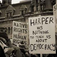 Steven Harper and the Government of Canada: STOP Bill C-45 and HONOUR INDIGENOUS RIGHTS