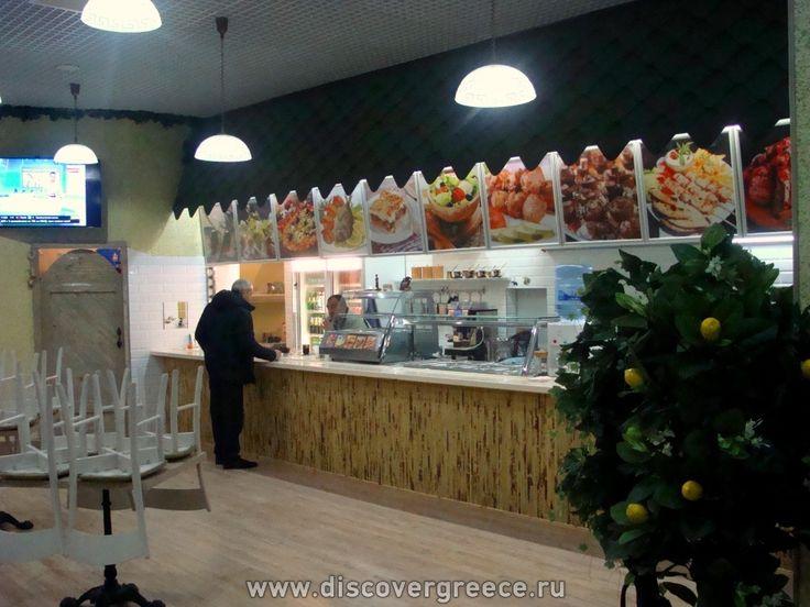 ЛУЖАЙКА-Торговый центр, Греческий Сувлаки  в Москве