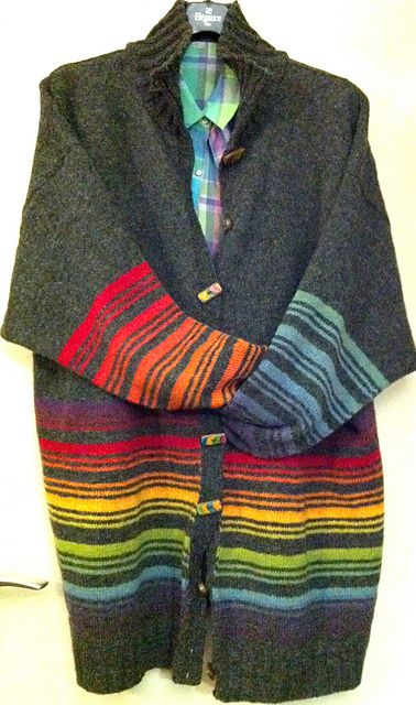 Ravelry: Kauni Oversized pattern by Allixx