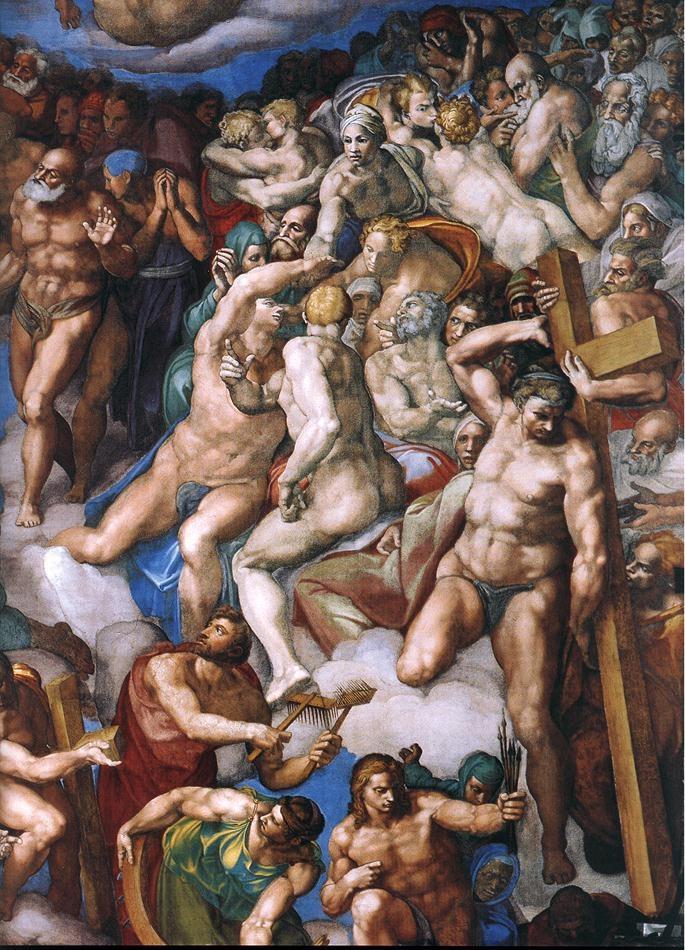 Our Honeymoon: Rome Part III-The Sistine Chapel