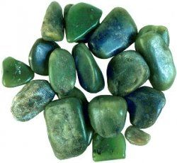 Jade: works with the lungs, heart, thymus, immune, kidney and blood detoxification, nervous system. Jade has some healing influence with the body's filtration and cleansing systems in the removal of toxins.