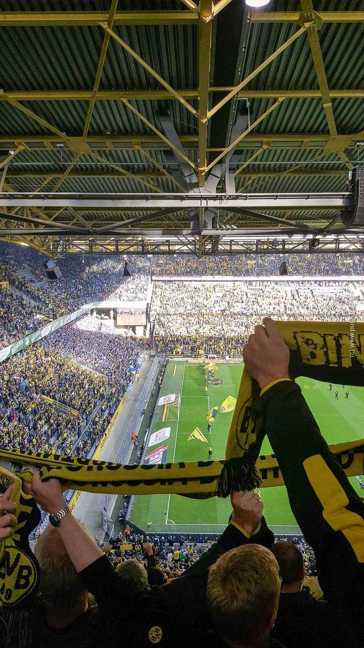 Sportblog - Borussia 09 Dortmund - BVB - Bundesliga Spiel gegen Darmstadt 98 am 27.09.2015 - Sport trifft Mode - Übernachtung im Radisson Blu Hotel Dortmund