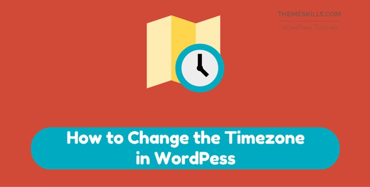 Having the proper timezone in ‪WordPress‬ is very important, so read this simple step by step tutorial and find out how to change it!