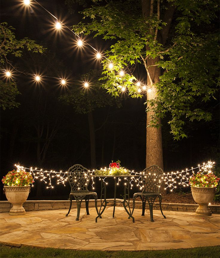 outside lighting ideas for parties. how to plan and hang patio lights outside lighting ideas for parties