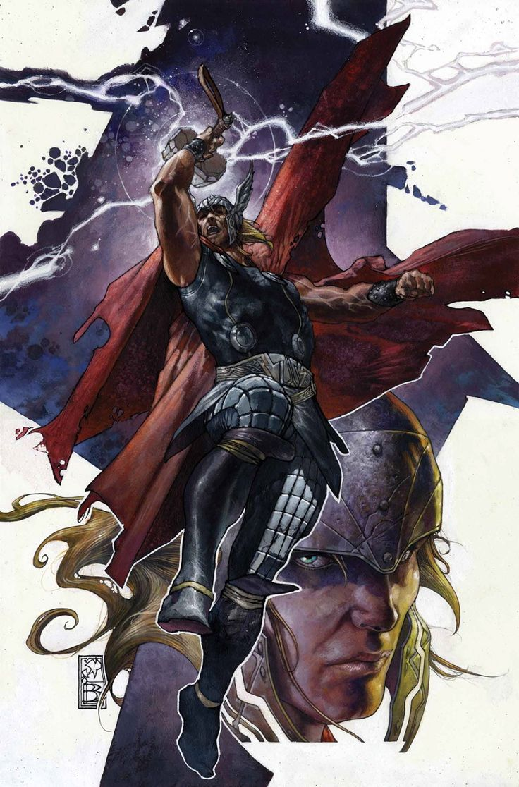 THOR: GOD OF THUNDER #19.NOW JASON AARON (W) • ESAD RIBIC (A/C) Variant Cover by Milo Manara Variant Cover by Simone Bianchi