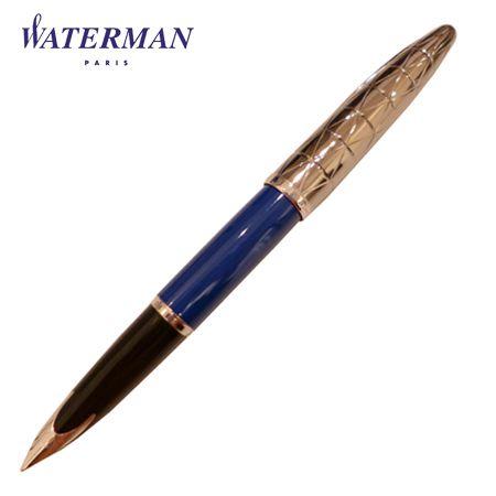 【正規販売店】WaterManウォーターマンカレン・デラックスコンテンポラリーホワイトST万年筆フランス高級筆記具