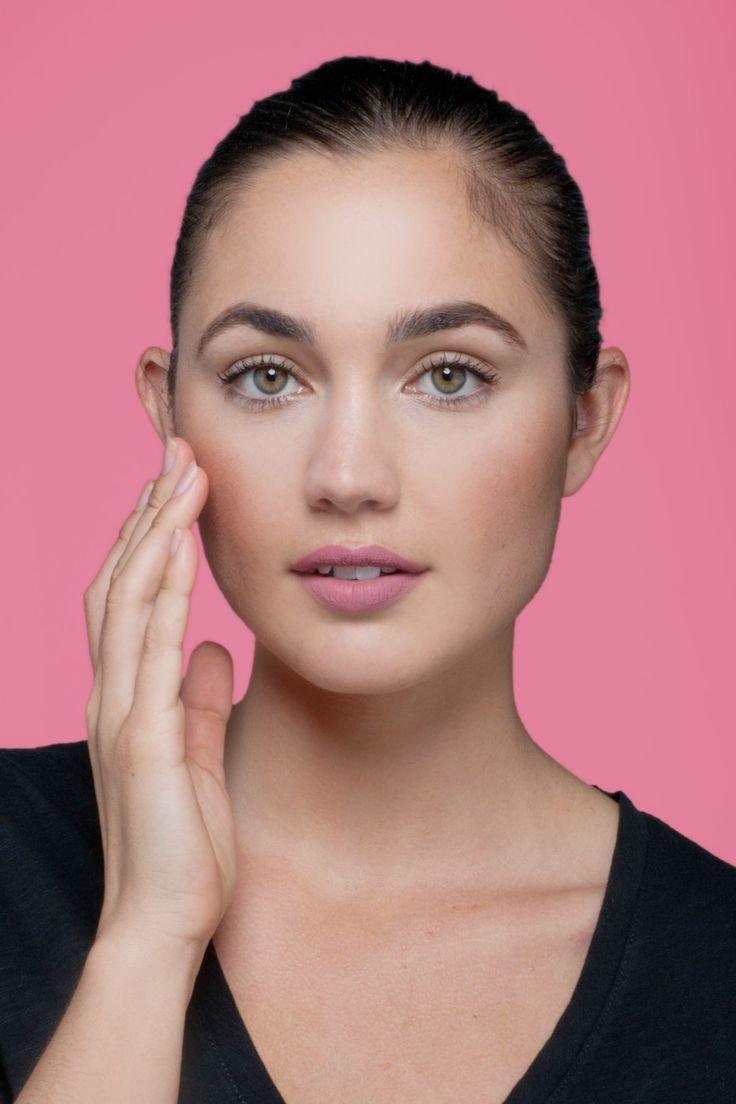 Beauty double penetration facial teen