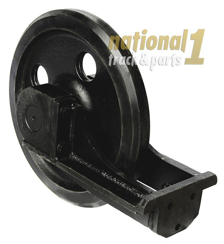 bobcat t300 front idler 1 888 608 6188 national1tracks. Black Bedroom Furniture Sets. Home Design Ideas