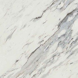Wilsonart�48-in x 8-ft Calcutta Marble Laminate Countertop Sheet....again in solid not laminate