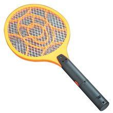 3 camadas Net pilha seca mão raquete mata-moscas elétrico início jardim controle de pragas de insetos Bug Zapper Fly Mosquito assassino morcego vespa(China (Mainland))