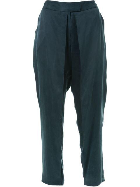Strateas Carlucci брюки с запахом
