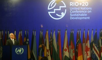 Se compromete Chile con desarrollo sustentable en Río+20   Info7   Internacional