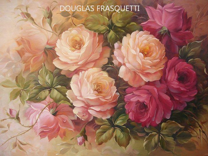Vintage roses printable