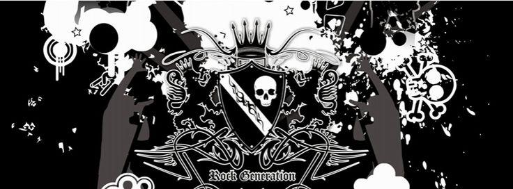 Nueva #Portada Para Tu #Facebook   Rock Generation    http://crearportadas.com/facebook-gratis-online/rock-generation/  #FacebookCover #CoverPhoto #fbcovers