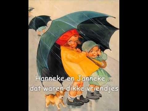 Onder moeders paraplu....wmv - YouTube