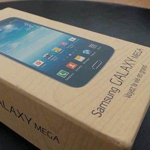 Noël 2013 : un smartphone Galaxy Mega 6.3 : 'voyez Noël en grand' | BlogNT