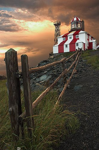 Cape Bonavista Lighthouse, Newfoundland, Canada   Flickr - Photo Sharing!
