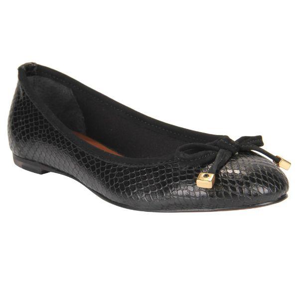 Classic Fla! #shoestock #bestsellers #classic #black #flats #basic - Ref 16.05.2270