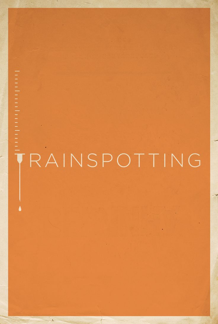 TRAINSPOTTINGMinimalist Posters, Minimalist Movie Posters, Art, Home Exercise, Posters Design, Graphics Design, Health Tips, Gym Workout, Minimal Movie Posters