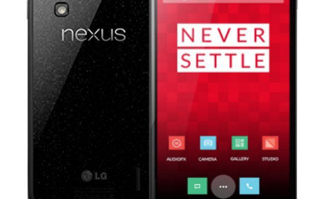 One Plus One: trasformare graficamente qualsiasi smartphone in questo device #oneplusone #temi #sfondi #android