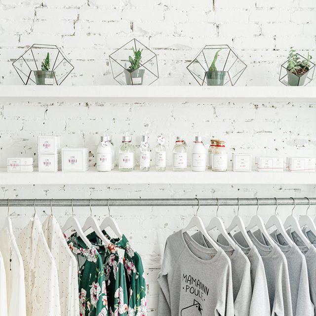 Tuesday at the shop  Did you know it's now possible to shop our instagram feed directly on our website? A good way to stay inspired! ........................... Mardi à la boutique  Saviez-vous qu'il est maintenant possible de magasiner notre feed instagram directement sur notre boutique en ligne? Une belle façon de s'inspirer! #monvestibule