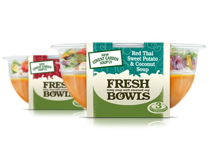 Soup Packaging.