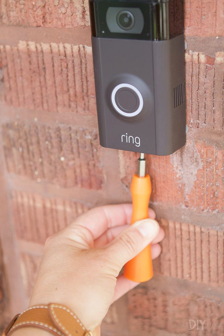 Installing ring doorbell with tape best motorcycle battery charger