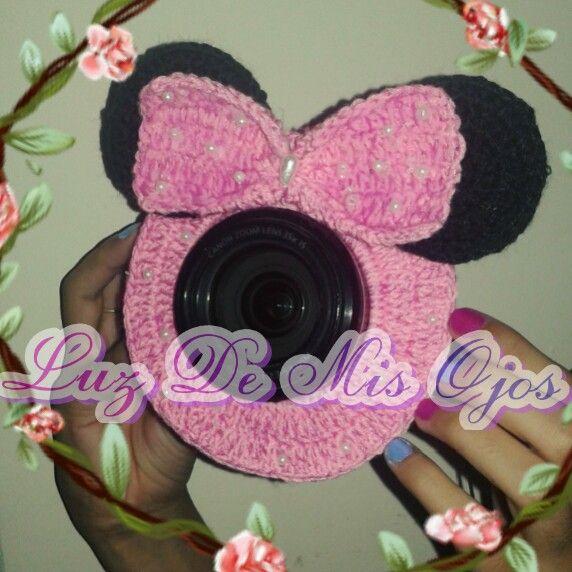 Accesorio para cámara de Minnie!